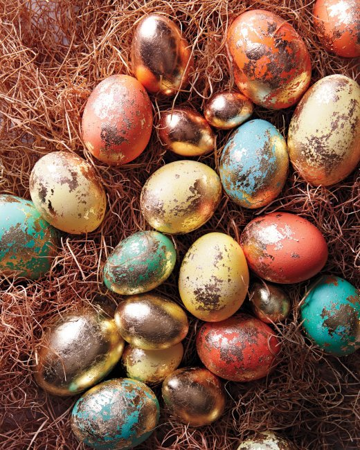 how-to-golden-easter-eggs